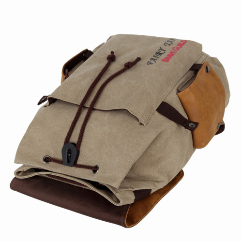 Anime One Piece Luffy Zoro Print Backpack Students Cavas Backpack Bookbag Computer Backpacks