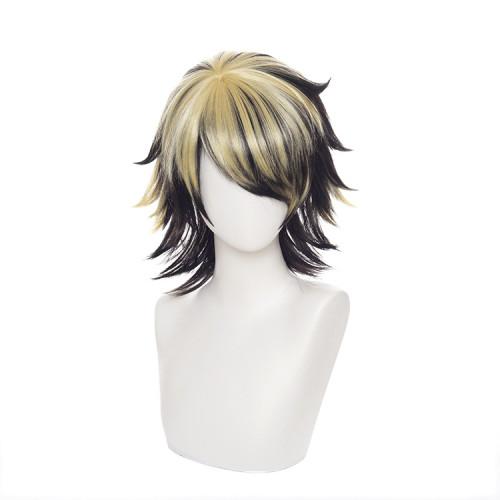 Tokyo Revengers Hanemiya Kazutora Cosplay Wigs