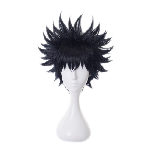Anime Jujutsu Kaisen Fushiguro Megumi Cosplay Props Cosplay Wigs