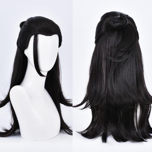 Anime Jujutsu Kaisen Geto Suguru Cosplay Props Cosplay Wigs