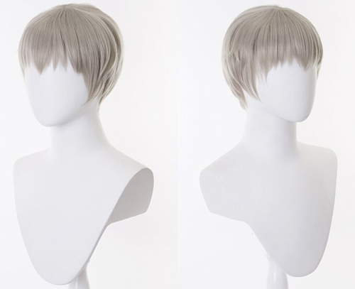 Anime Jujutsu Kaisen Inumaki Toge Cosplay Props Cosplay Wigs
