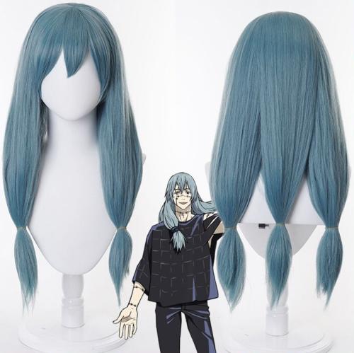 Anime Jujutsu Kaisen Mahito Cosplay Props Cosplay Wigs Purple