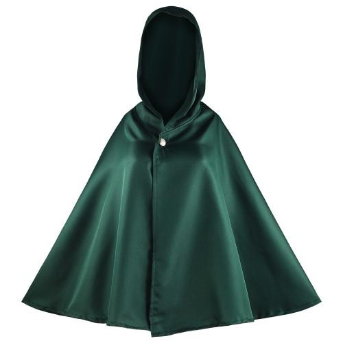 Attack On Titan Shingeki No Kyojin Wings Of Freedom Cloak Halloween Coaplay Costume