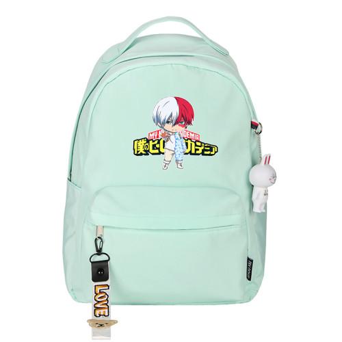 My Hero Academia Students Backpack Girls Boys Popular School Bookbag Travel Backpack