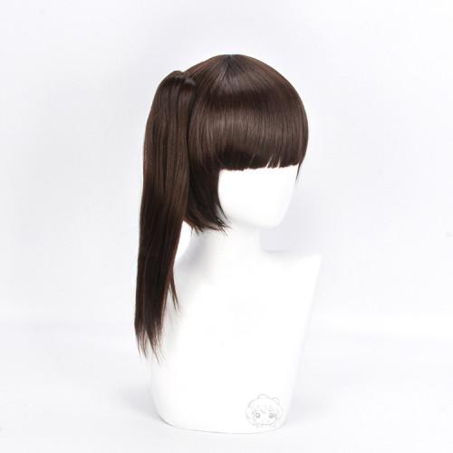 Anime Demon Slayer Kimetsu no Yaiba Cosplay Costume Kanao Tsuyuri Cospaly Wigs