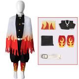 [All characters]Anime Demon Slayer Cosplay Kids Costume Halloween Girls Boys Children Cosplay Costume