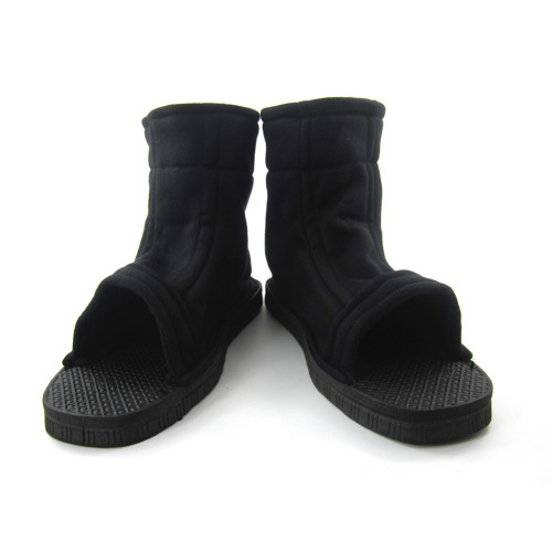 Anime Naruto Cosplay Shoes Boots Sasuke Uchiha Hinata Naruto All Characters Black Cosplay Shoes