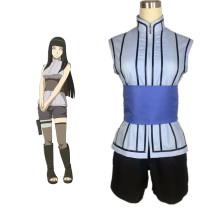 Anime Naruto The Last Hinata Hyuga Cosplay Costume Halloween Cosplay Suits