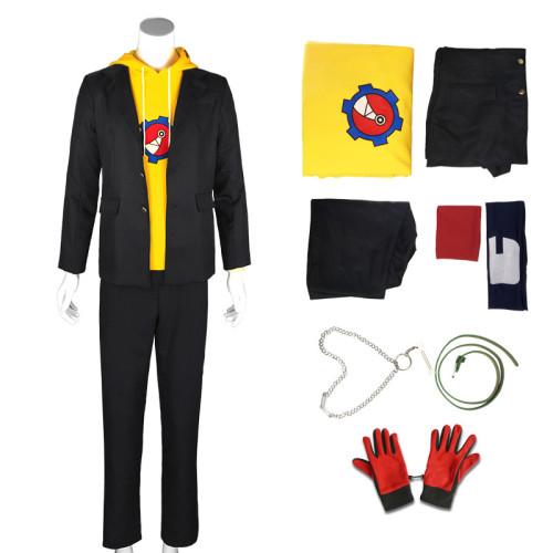 Anime Sk8 the Infinity Reki Kyan Cosplay Costume Outfit Halloween Costume Set