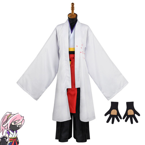 Anime Sk8 the Infinity Cherry blossom Cosplay Costume Full Set With Cloak