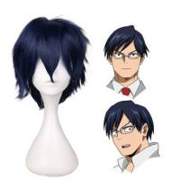 Anime My Hero Academia Tenya Iida Cosplay Wigs