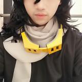 Anime My Hero Academia Aizawa Shouta Cosplay Props Glasses Costume Accessory Eye Mask