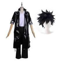 Anime My Hero Academia Dabi Cosplay Costume Whole Set With Wigs