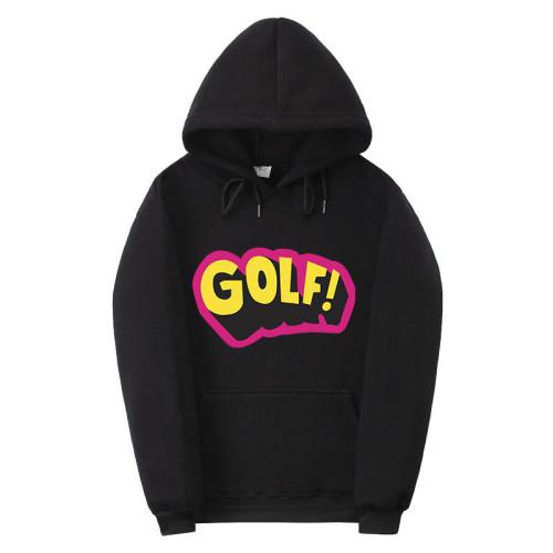 Tyler The Creator Golf Hoodie Unisex Casual Streetwear Sweatshirt Pullover Tops