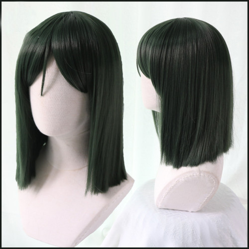 Anime Movie Spirited Away Nigihayami Kohakunushi Haku Cosplay Wigs