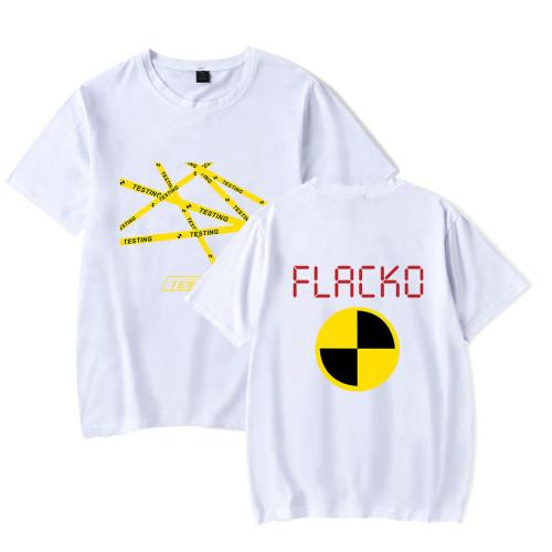 Asap Rocky Youth Unisex T-shirt Casual Short Sleeve Tee Hip Hop Harajuku Vintage Tee Streetwear