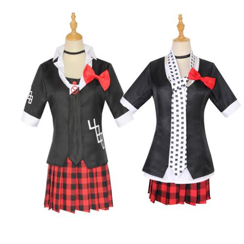 Danganronpa Junko Enoshima Cosplay Costume Halloween Costume Oufit