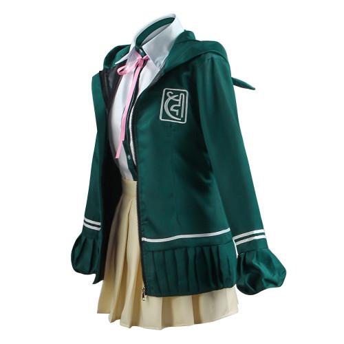 Danganronpa Nanami ChiaKi Cosplay Costume Long-sleeved Jacket Short Skirt Loli Skirt Halloween Costume