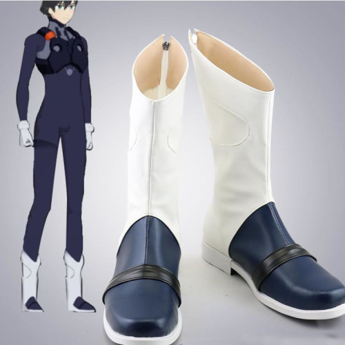 Anime Darling In The Franxx HIRO 016 Cosplay Boots Halloween Cosplay Shoes