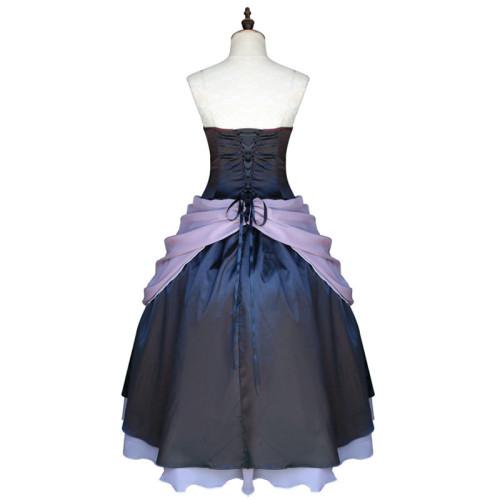Game Mario Bowsette Princess Bowser Kuppa Hime Koopa Cosplay Dress Costume
