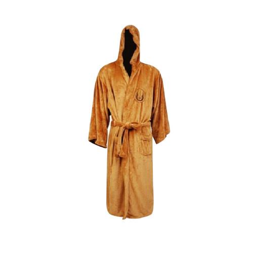 Star Wars Jedi Cosplay Robe Flannel Bathrobe Halloween Costume