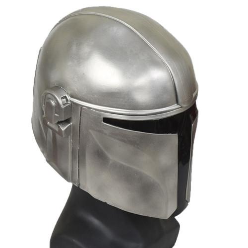 Star Wars The Mandalorian Mask Halloween Cosplay Mask Emulsion