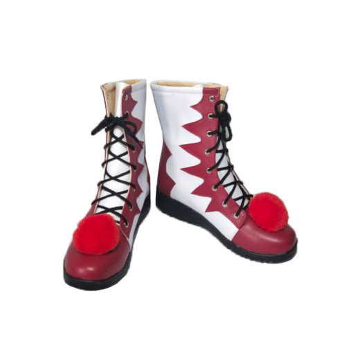 Movie It Pennywise Cosplay Boots Halloween Cosplay Shoes