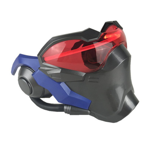 Overwatch OW Soldier 76 Cosplay Mask Cosplay Accessories Mask