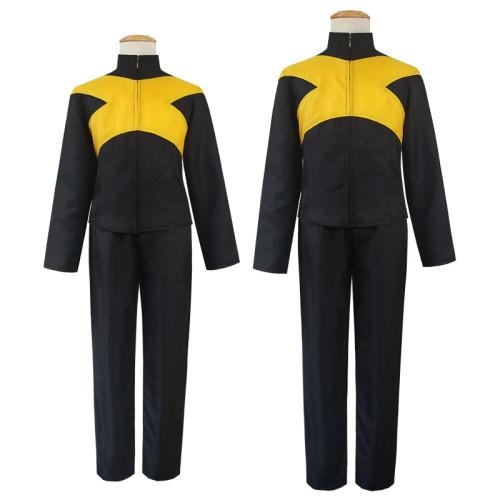 [Kids/Adults]X Men Dark Phoenix Costume Halloween Cosplay Outfit