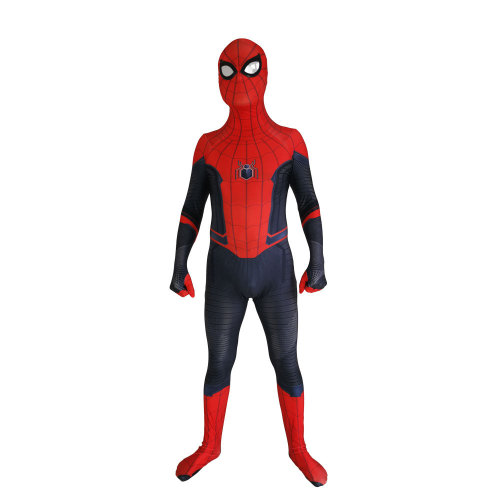 [Kids/Adults] Spider-Man: Far from Home Peter Parker Costume Halloween Cosplay Zentai