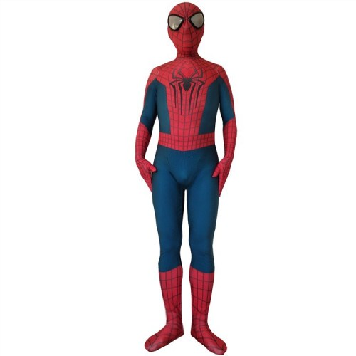 [Kids/Adults] The Amazing Spider-man 2 Costume Jumpsuit Spandex Zentai Costume