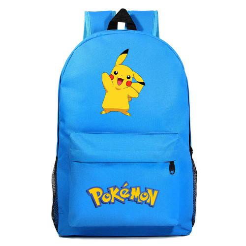 Pokemon Fashion Casual Students Backpack Book Bag Travel Bag