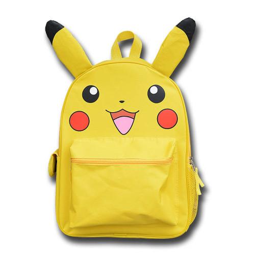 Pokemon Fashion Cute Students Backpack School Book Bag