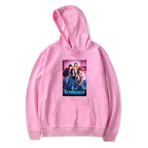 Riverdale Southside Serpent Hoodie Girls Boys Long Sleeve Casual Hooded Sweatshirt Streetwear Tops