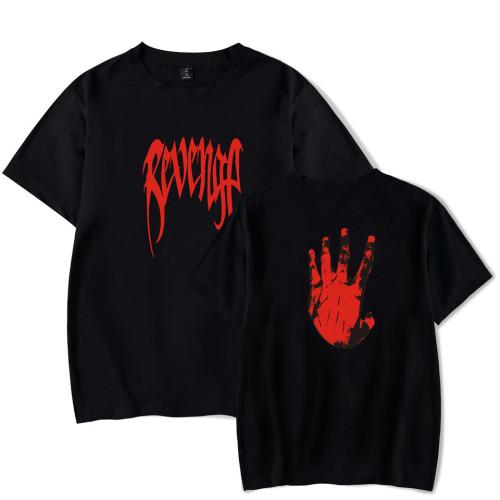 XXXtentacion Revenge Short Sleeve T-shirt Unisex Loose Version Tee Tops