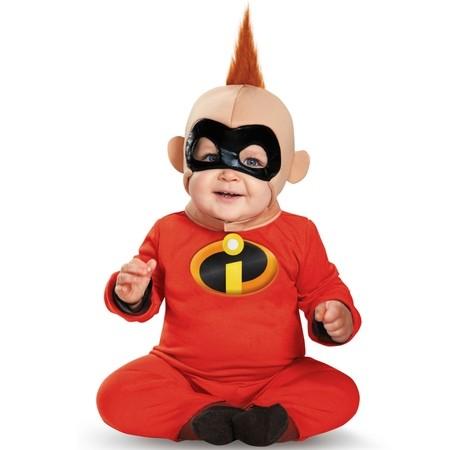 Incredibles Jack-Jack Parr Costume Baby Toddler Halloween Costume