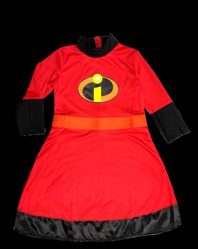 Incredibles Violet Parr Girls Cosplay Dress Halloween Costume