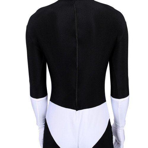 [Kids/Adults] Incredibles Syndrome Costume Halloween Cosplay Zentai With Mask and Cloak