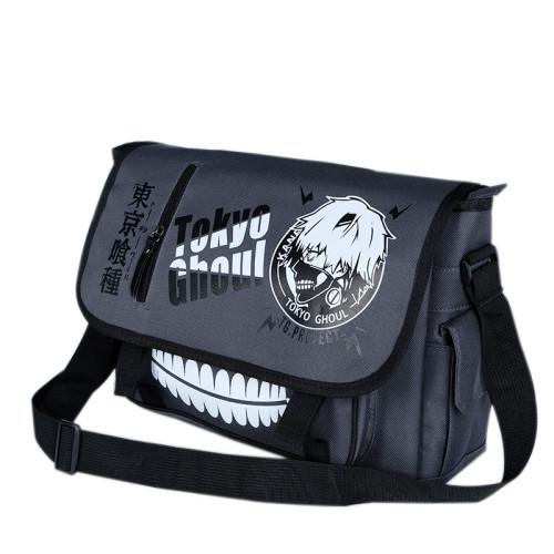 Anime Tokyo Ghoul Merch Unisex Cool Cross Body Bag Messenger Bag