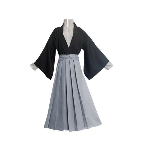 Anime Toilet-bound Hanako-kun Yugi Tsukasa Costume Kimono Costume Halloween Party Outfit