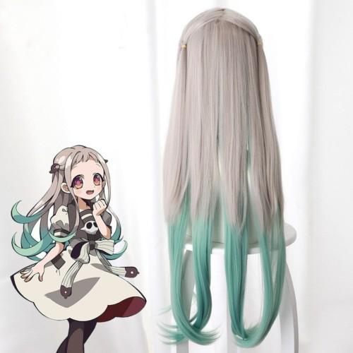 Anime Toilet-bound Hanako-kun Yashiro Nene Cosplay Wigs Halloween Cosplay Accessories