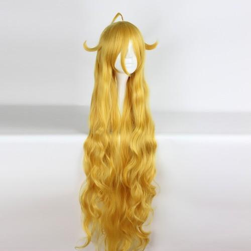 Anime Fairy Tail Mavis Vermilion Cosplay Long Wigs