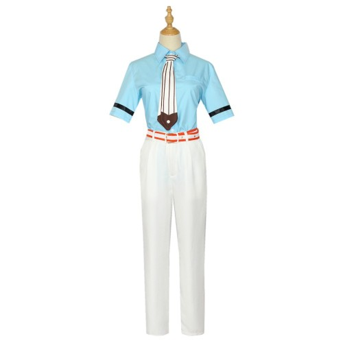 Anime Toilet-bound Hanako-kun Teru Minamoto Kou Minamoto Cosplay Uniform Costume Halloween Party Outfit
