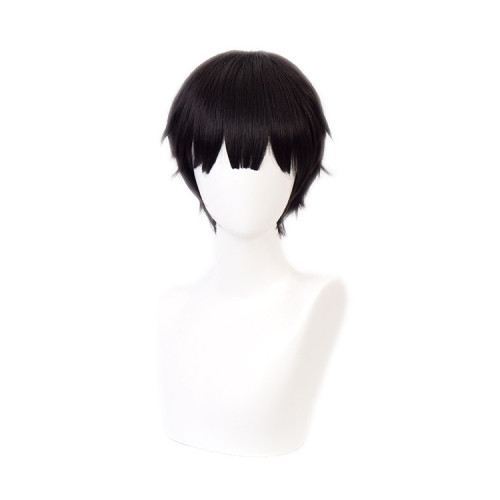 Anime Toilet-bound Hanako-kun Cosplay Black Short Wigs