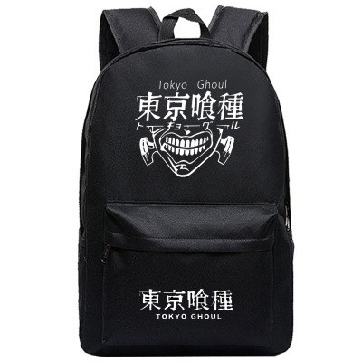 Anime Tokyo Ghoul Fans Backpack Students School Backpack For Girls Boys