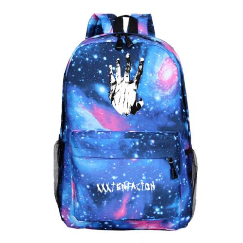 XXXtentacion Backpacks Students Youth Backpack Bookbag Trendy School Backpack