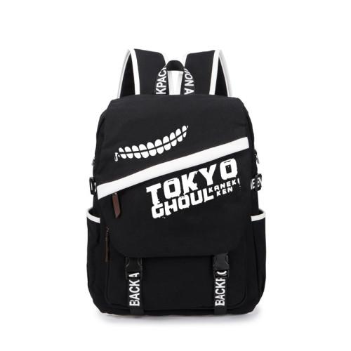 Anime Tokyo Ghoul Big Capacity Backpack Computer Backpack Unisex