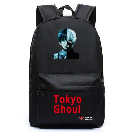 Anime Tokyo Ghoul Glow In The Dark Backpack Students School Backpack Bookbag For Girls Boys