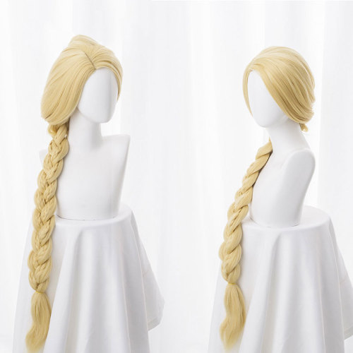 Tangled Rapunzel Cosplay Long Wigs Cosplay Accessories