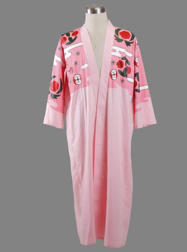 Anime Bleach Shunsui Kyoraku Cosplay Cloak Halloween Cosplay Costume
